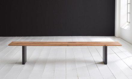 Concept 4 You Spisebordsbænk – T-Ben 200 x 40 cm 3 cm 01 = olie