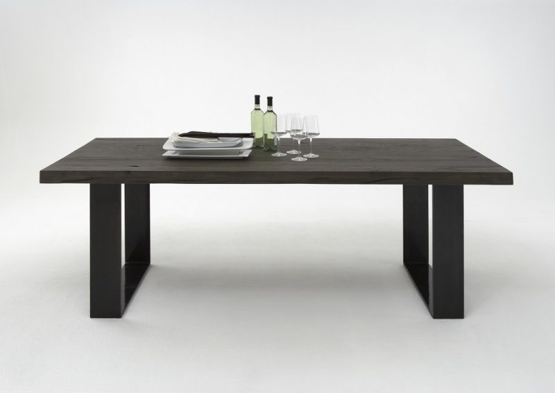 BODAHL Houston plankebord – mocca black el. smoked eg 300 x 100 cm 02 = smoked