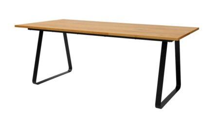 RAN spisebord, Natur/Sort