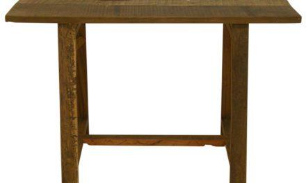 SJÄLSÖ NORDIC Rustikt træbord i genbrugstræ