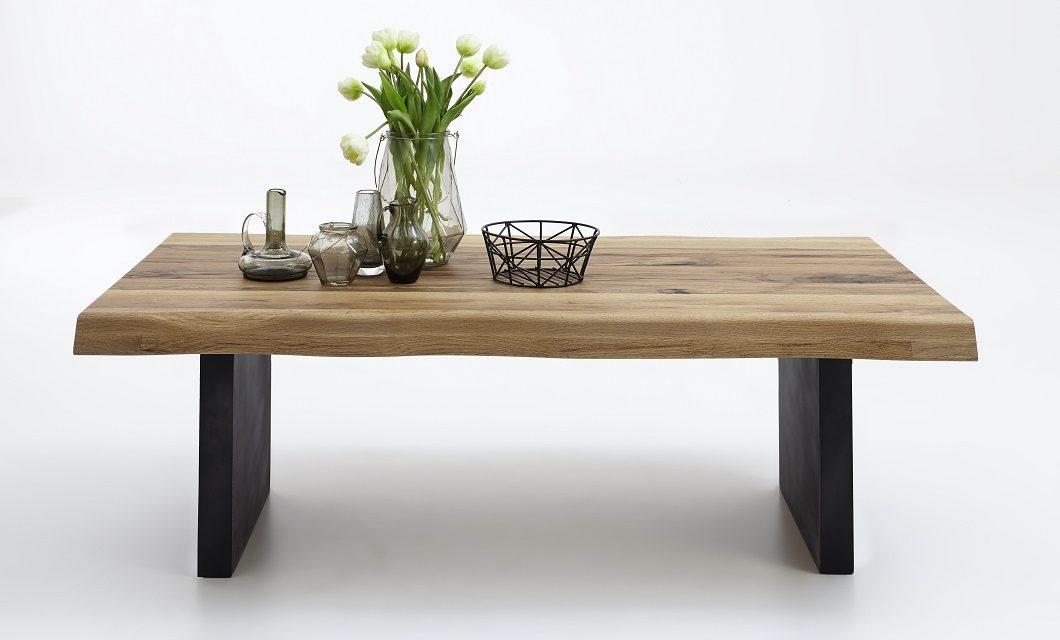 BODAHL Nature plankebord med T-ben – Olieret eg 180 x 100 cm 01 = olie