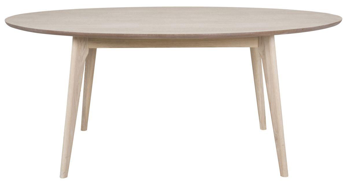 CANETT Newton spisebord – Oval Eg