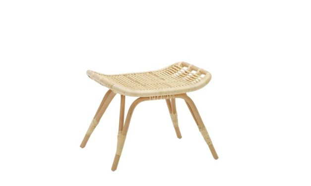 SIKA DESIGN Monet fodskammel – Natural