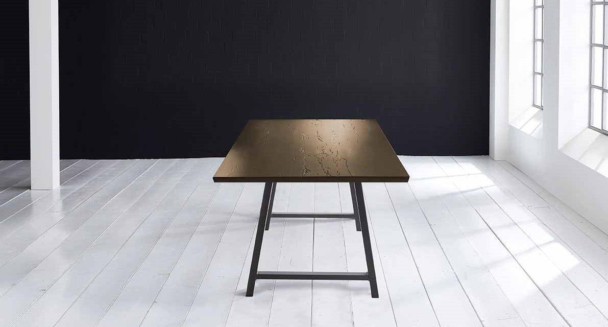 Concept 4 You Plankebord – Schweizerkant med Halo Ben, m. udtræk 6 cm 260 x 100 cm 02 = smoked