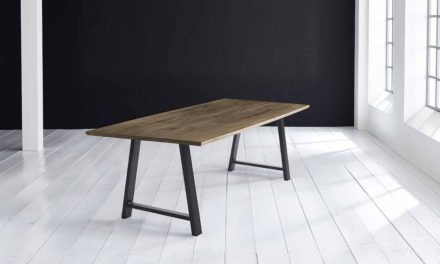 Concept 4 You Plankebord – Schweizerkant med Halo Ben, m. udtræk 3 cm 260 x 100 cm 04 = desert
