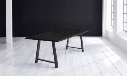Concept 4 You Plankebord – Schweizerkant med Halo Ben, m. udtræk 3 cm 180 x 100 cm 07 = mocca black