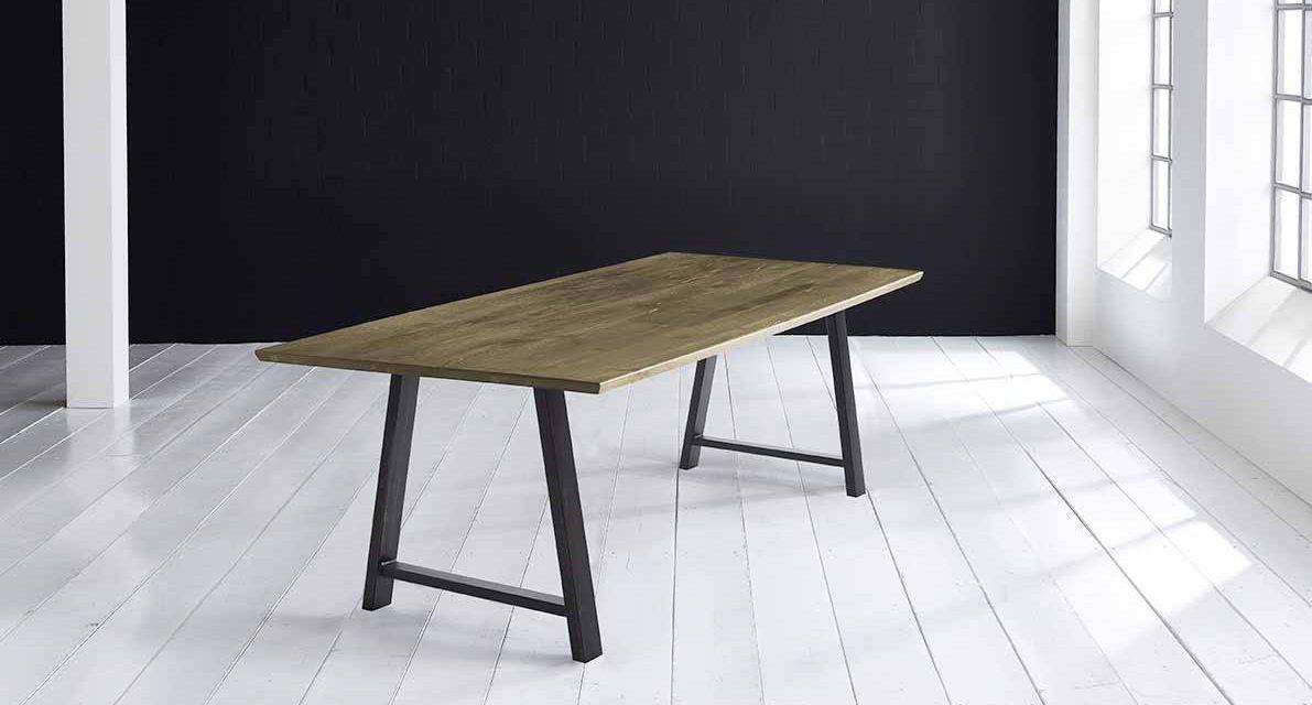 Concept 4 You Plankebord – Schweizerkant med Halo Ben, m. udtræk 3 cm 240 x 100 cm 05 = sand