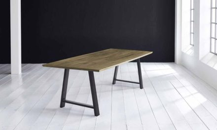 Concept 4 You Plankebord – Schweizerkant med Halo Ben, m. udtræk 3 cm 260 x 100 cm 05 = sand