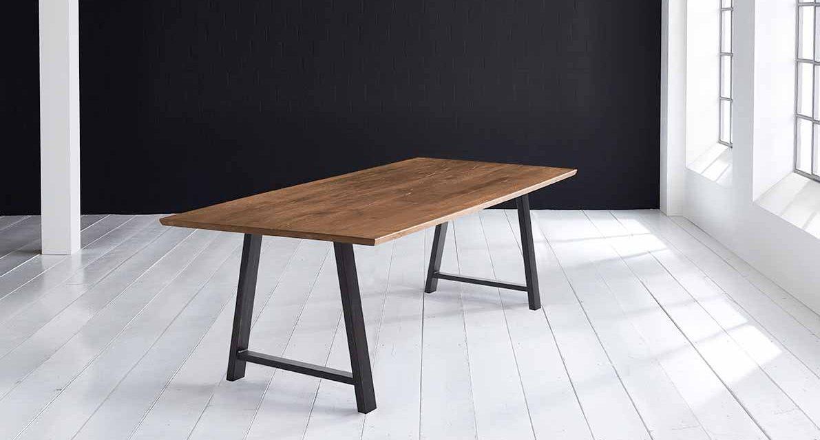 Concept 4 You Plankebord – Schweizerkant med Halo Ben, m. udtræk 3 cm 220 x 100 cm 01 = olie