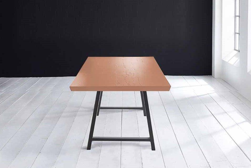 Concept 4 You Plankebord – Schweizerkant med Halo Ben, m. udtræk 6 cm 280 x 100 cm 03 = white wash
