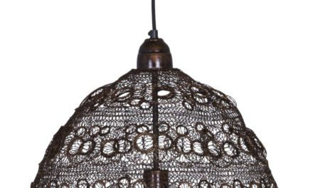 CANETT Oscar hængelampe – Bronze