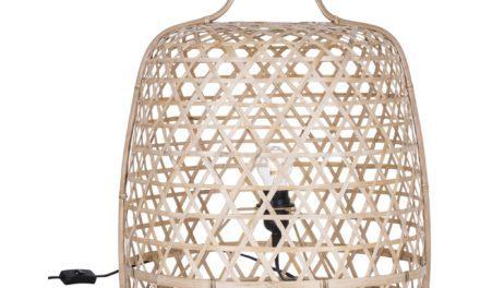 CANETT Octavio gulvlampe – Natur
