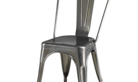 Korona stål spisebordsstol