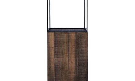 CANETT Blackwood display søjle – Genbrugstræ