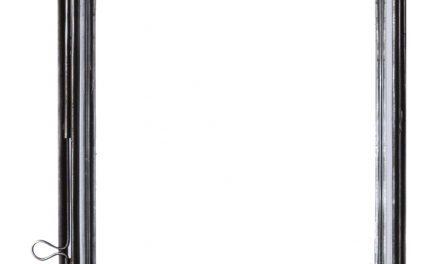 CANETT Magway lanterne – Sort 78 cm