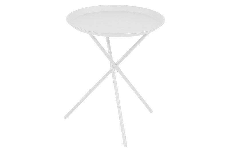 Clipston hvidt hjørnebord