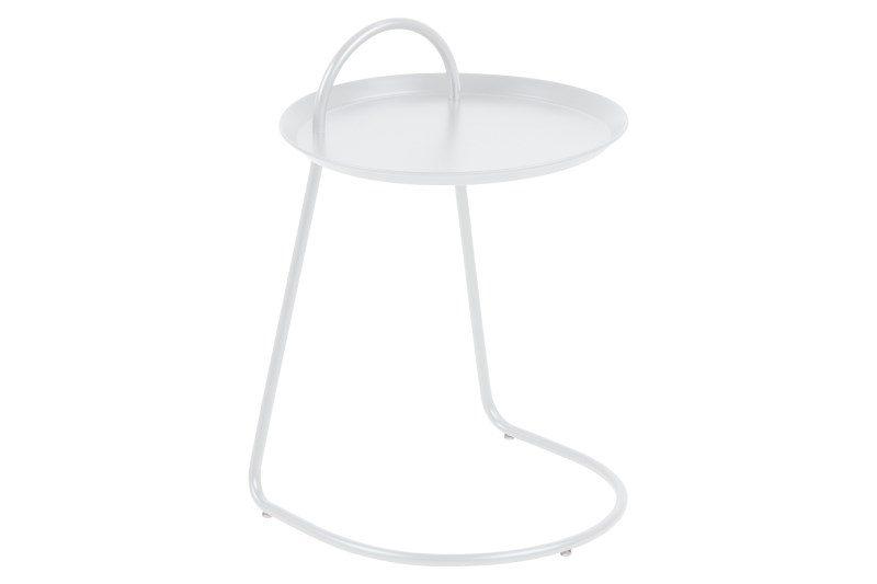 Matlock hvid hjørnebord