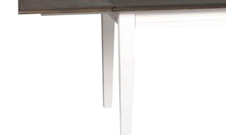 Viktoria tillægsplade -Grå, 45 cm tillæg, 2 stk