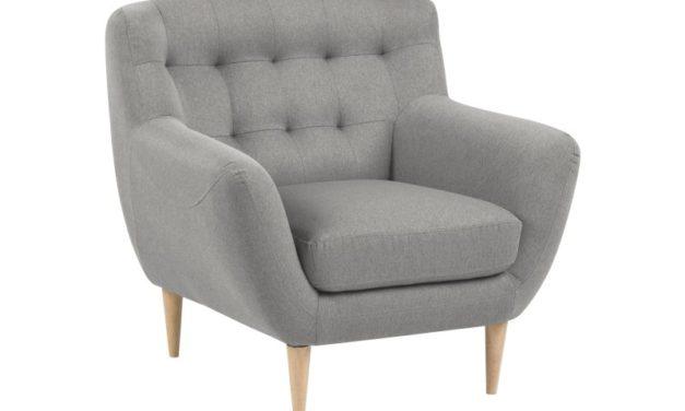 Nu er den her – Tidsløs Oswald hvilestol fra Octona Company