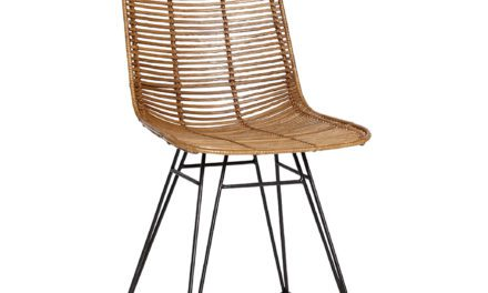 HÜBSCH Studio-stol, natur