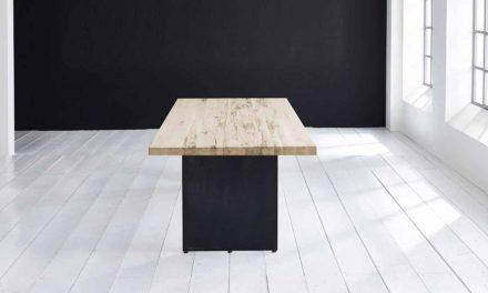 Concept 4 You plankebord – Lige kant med Line ben, m. udtræk 6 cm 280 x 100 cm 04 = desert