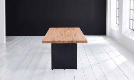 Concept 4 You plankebord – Lige kant med Line ben, m. udtræk 6 cm 200 x 110 cm 06 = old bassano