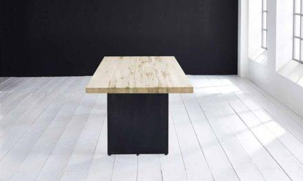 Concept 4 You plankebord – Lige kant med Line ben, m. udtræk 6 cm 180 x 100 cm 05 = sand