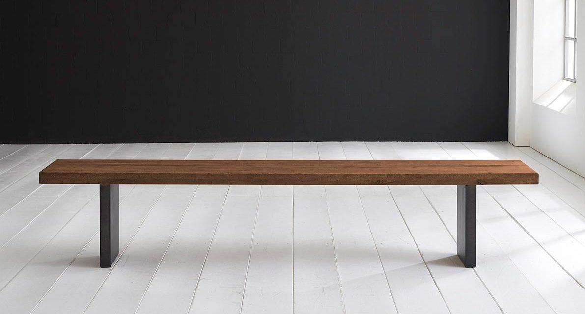 Concept 4 You Spisebordsbænk – T-Ben 300 x 40 cm 6 cm 06 = old bassano