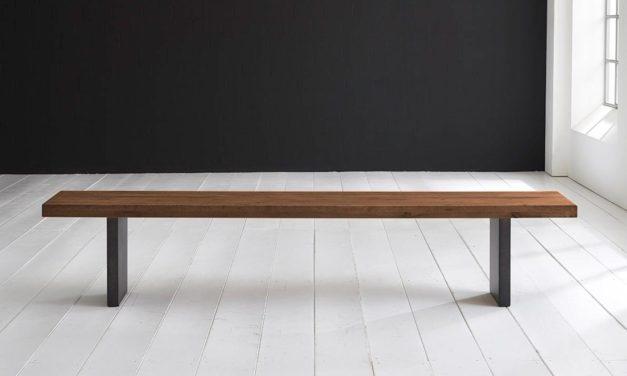 Concept 4 You Spisebordsbænk – T-Ben 220 x 40 cm 6 cm 06 = old bassano