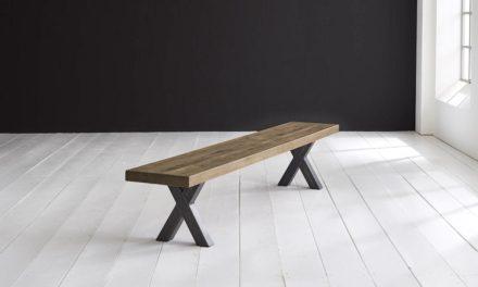 Concept 4 You Spisebordsbænk – Freja ben 260 x 40 cm 6 cm 04 = desert