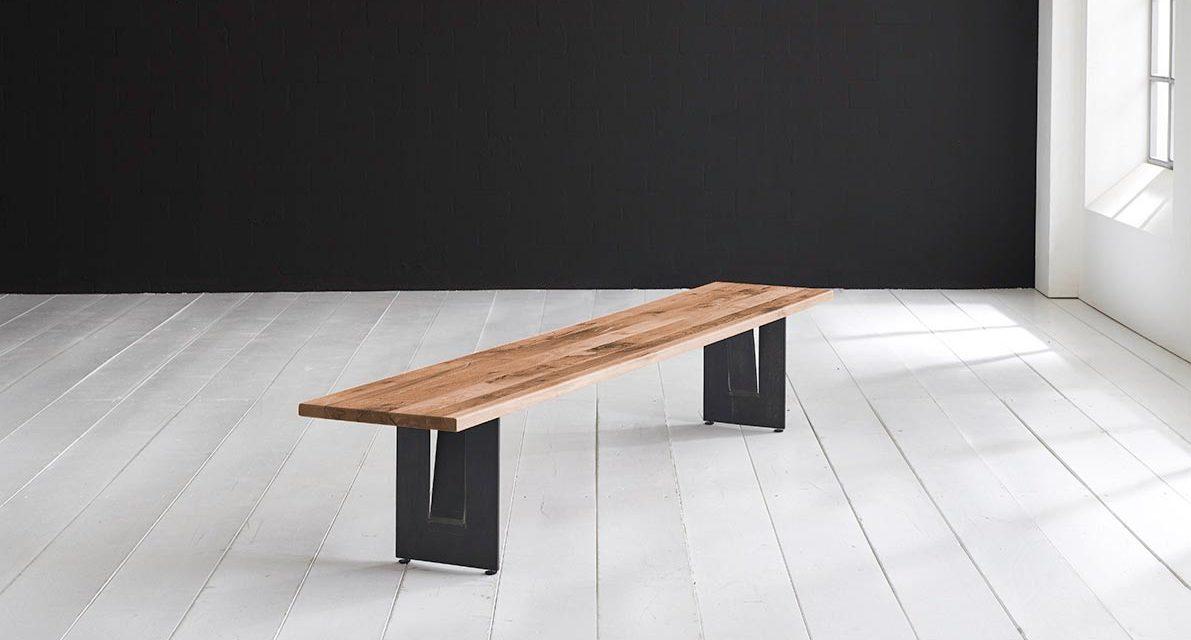 Concept 4 You Spisebordsbænk – Steven Ben 220 x 40 cm 3 cm 01 = olie