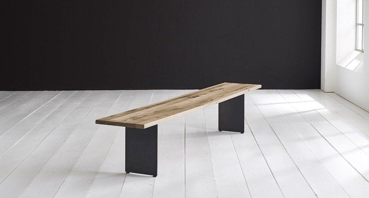 Concept 4 You Spisebordsbænk – Line Ben 220 x 40 cm 3 cm 04 = desert