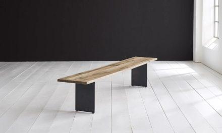 Concept 4 You Spisebordsbænk – Line Ben 200 x 40 cm 3 cm 04 = desert