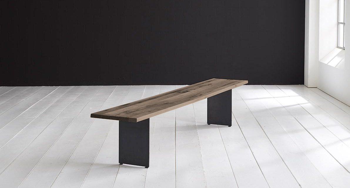 Concept 4 You Spisebordsbænk – Line Ben 260 x 40 cm 3 cm 02 = smoked
