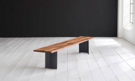Concept 4 You Spisebordsbænk – Arc-ben 180 x 40 cm 3 cm 06 = old bassano