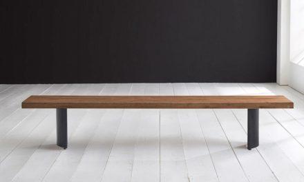 Concept 4 You Spisebordsbænk – Arc-ben 220 x 40 cm 6 cm 01 = olie