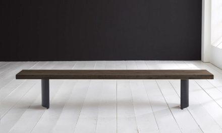 Concept 4 You Spisebordsbænk – Arc-ben 300 x 40 cm 6 cm 02 = smoked