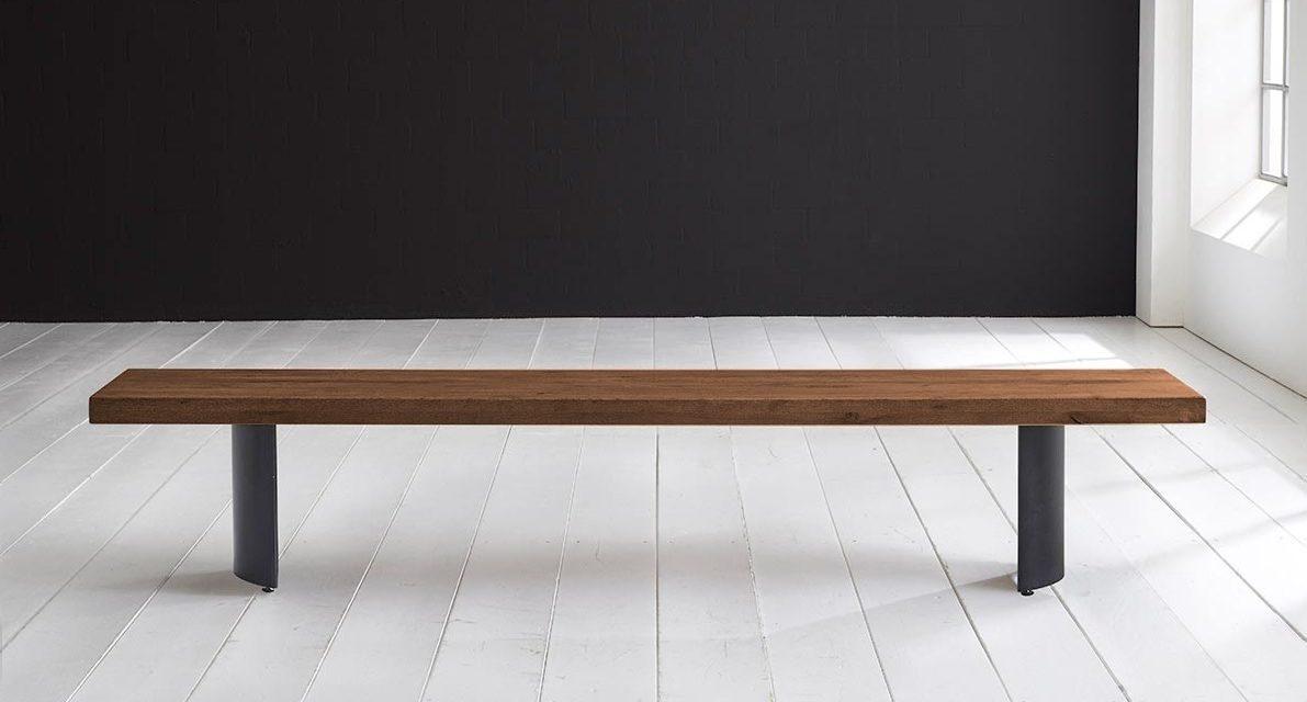 Concept 4 You Spisebordsbænk – Arc-ben 260 x 40 cm 6 cm 06 = old bassano