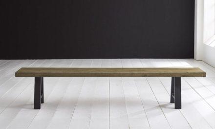 Concept 4 You Spisebordsbænk – Halo-ben 240 x 40 cm 6 cm 05 = sand