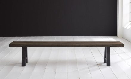 Concept 4 You Spisebordsbænk – Halo-ben 260 x 40 cm 6 cm 02 = smoked