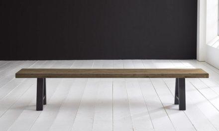 Concept 4 You Spisebordsbænk – Halo-ben 300 x 40 cm 6 cm 04 = desert