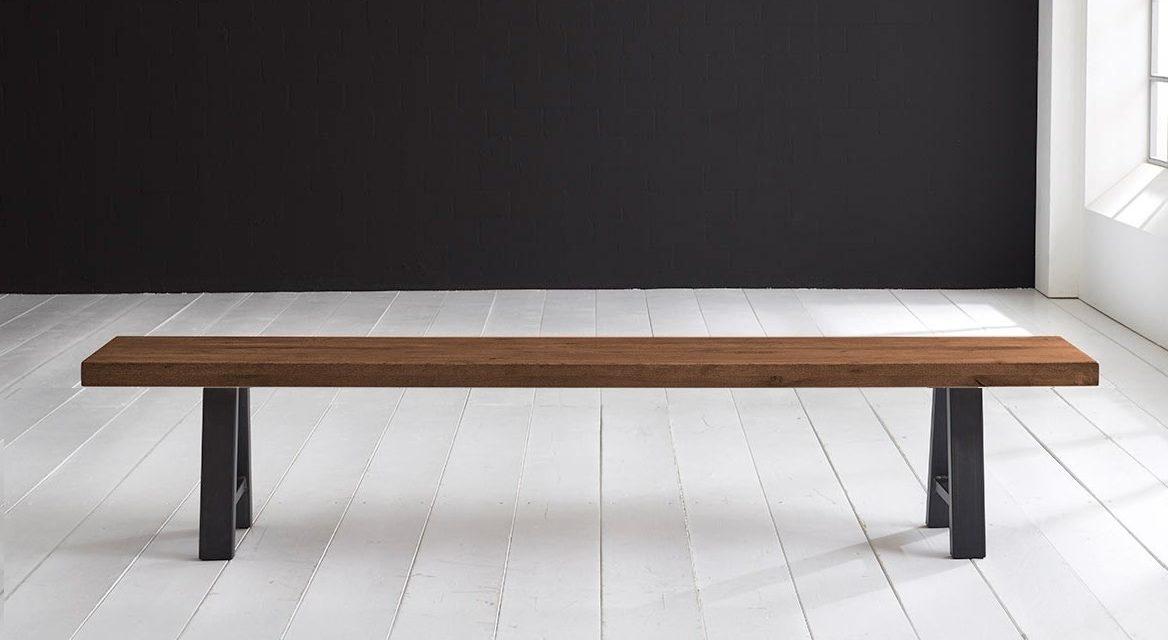 Concept 4 You Spisebordsbænk – Halo-ben 300 x 40 cm 6 cm 06 = old bassano