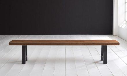 Concept 4 You Spisebordsbænk – Halo-ben 200 x 40 cm 6 cm 06 = old bassano