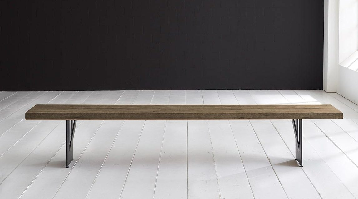 Concept 4 You Spisebordsbænk – Steven Ben 220 x 40 cm 6 cm 04 = desert