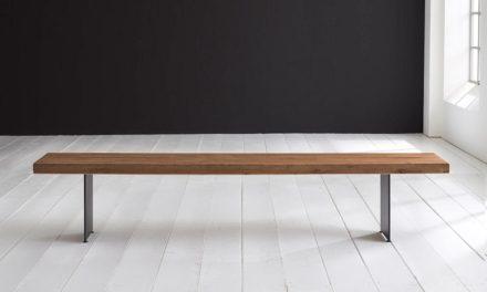 Concept 4 You Spisebordsbænk – Line Ben 180 x 40 cm 6 cm 01 = olie