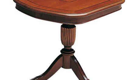 Mozart sidebord – valnøddebrun, træ