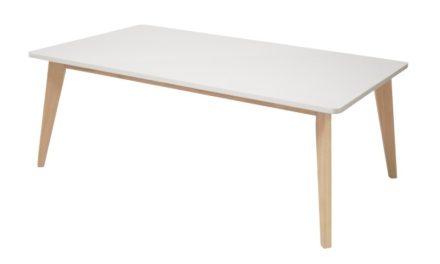 LISSABON hvidt sofabord