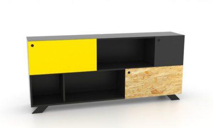 K2 Depot – 1800-2 Skråben Sort Originale K2 låger