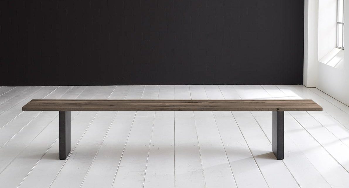 Concept 4 You Spisebordsbænk – T-Ben 220 x 40 cm 3 cm 02 = smoked