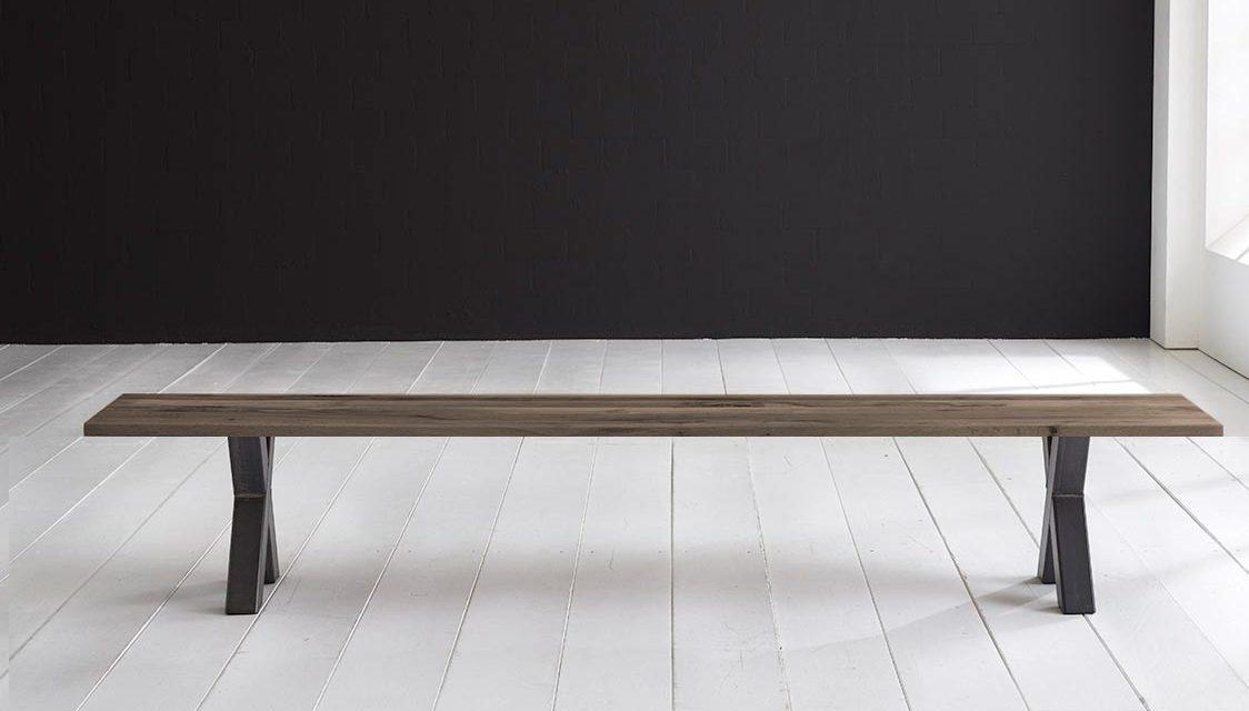 Concept 4 You Spisebordsbænk – Freja ben 180 x 40 cm 3 cm 02 = smoked